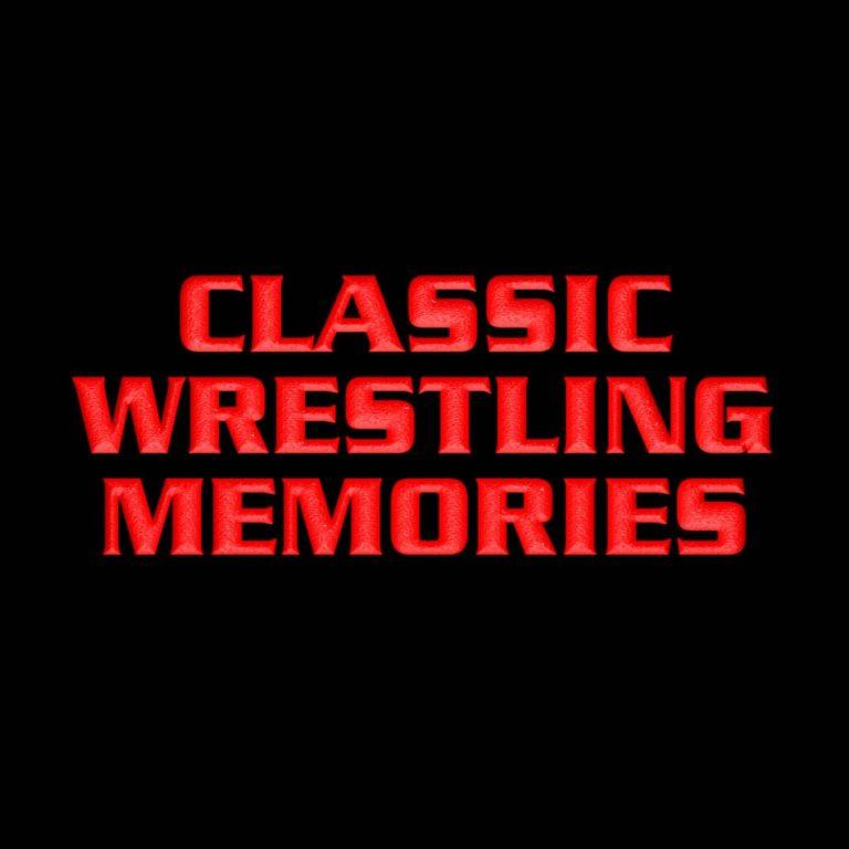 Classic Wrestling Memories